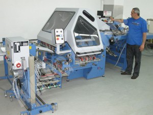 Finishing and Post Press