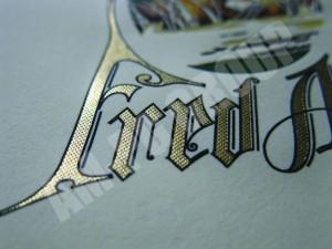 Intaglio Printing