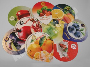 Lids For Dairy Products