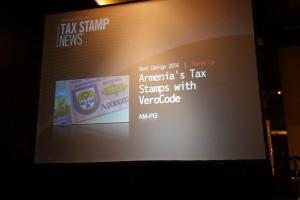 Tax Stamp Forum 2014