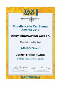 Best Innovation Award 2013